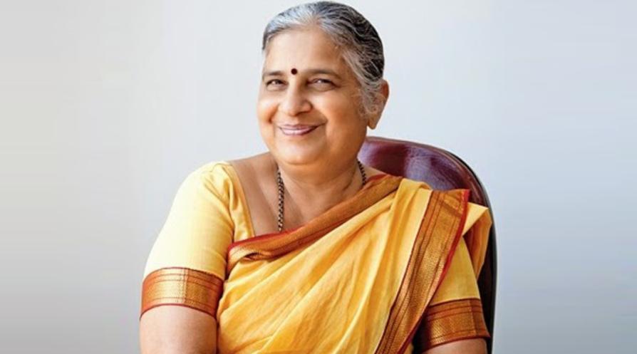 ಕರ್ನಾಟಕದ ಅಮ್ಮ-ಸುಧಾಮೂರ್ತಿ