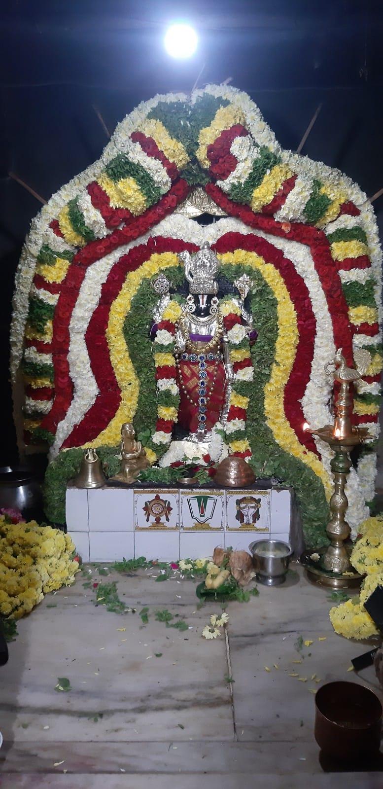ಐತಿಹಾಸಿಕ ಪ್ರಸಿದ್ಧ ಪುಣ್ಯಕ್ಷೇತ್ರವೊಂದಾದ ಬೇವೂರು ಶ್ರೀ ವೆಂಕಟರಮಣ (ತಿಮ್ಮಪ್ಪ ) ಸ್ವಾಮಿ ಜಾತ್ರಾ ಮಹೋತ್ಸವ